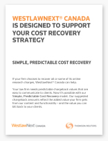 Small Law Firms: Simple, Predictable Cost Recovery